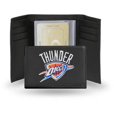 NBA Licensed Embroidered Billfold, Oklahoma -