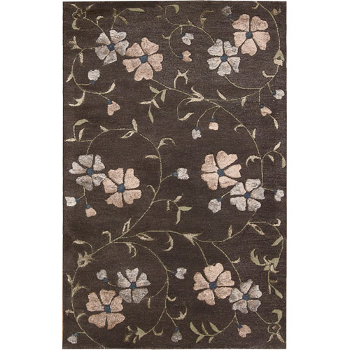 Nourison Oasis Sophisticated Hand-Tufted Rectangle Rug