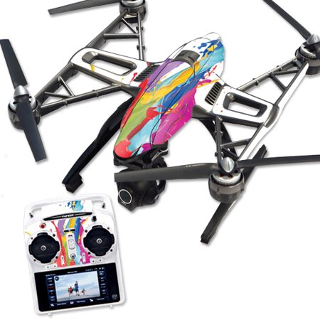 MightySkins Skin Decal Wrap Compatible with DJI Sticker Protective Cover 100's of Color - Evil Circus