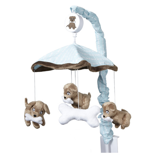 One Grace PLace Puppy Pal Boy Mobiles