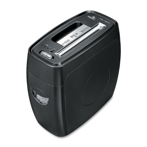 Fellowes Powershred PS-12Cs 12-Sheet Cross-Cut Paper Shredder