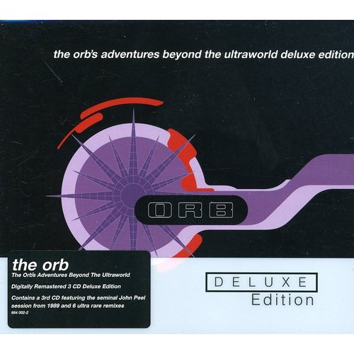 Orb's Adventures Beyond The Ultraworld (Ger) (Dlx)