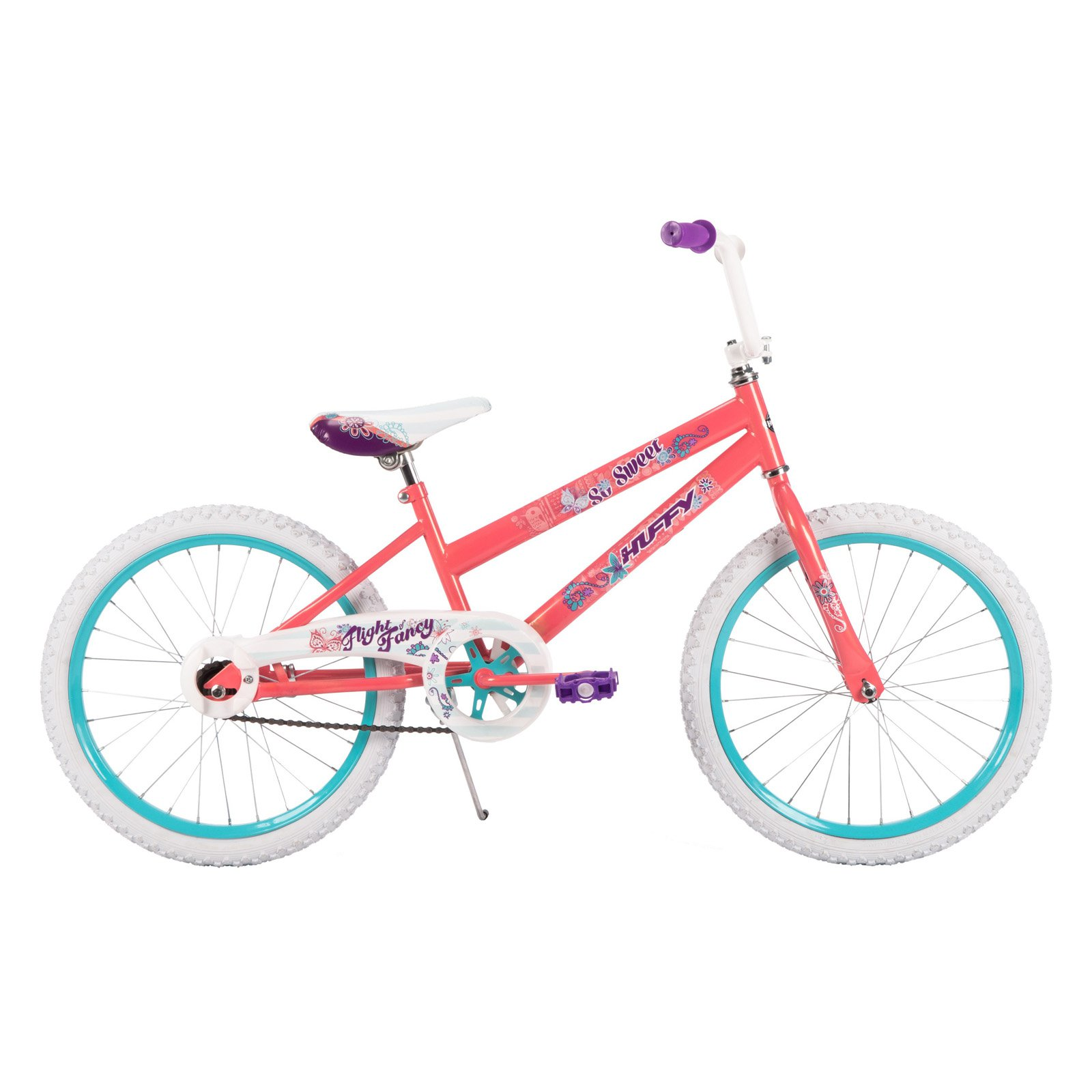 Huffy 20 in. So Sweet Bike White and Pink by Huffy Bicycles