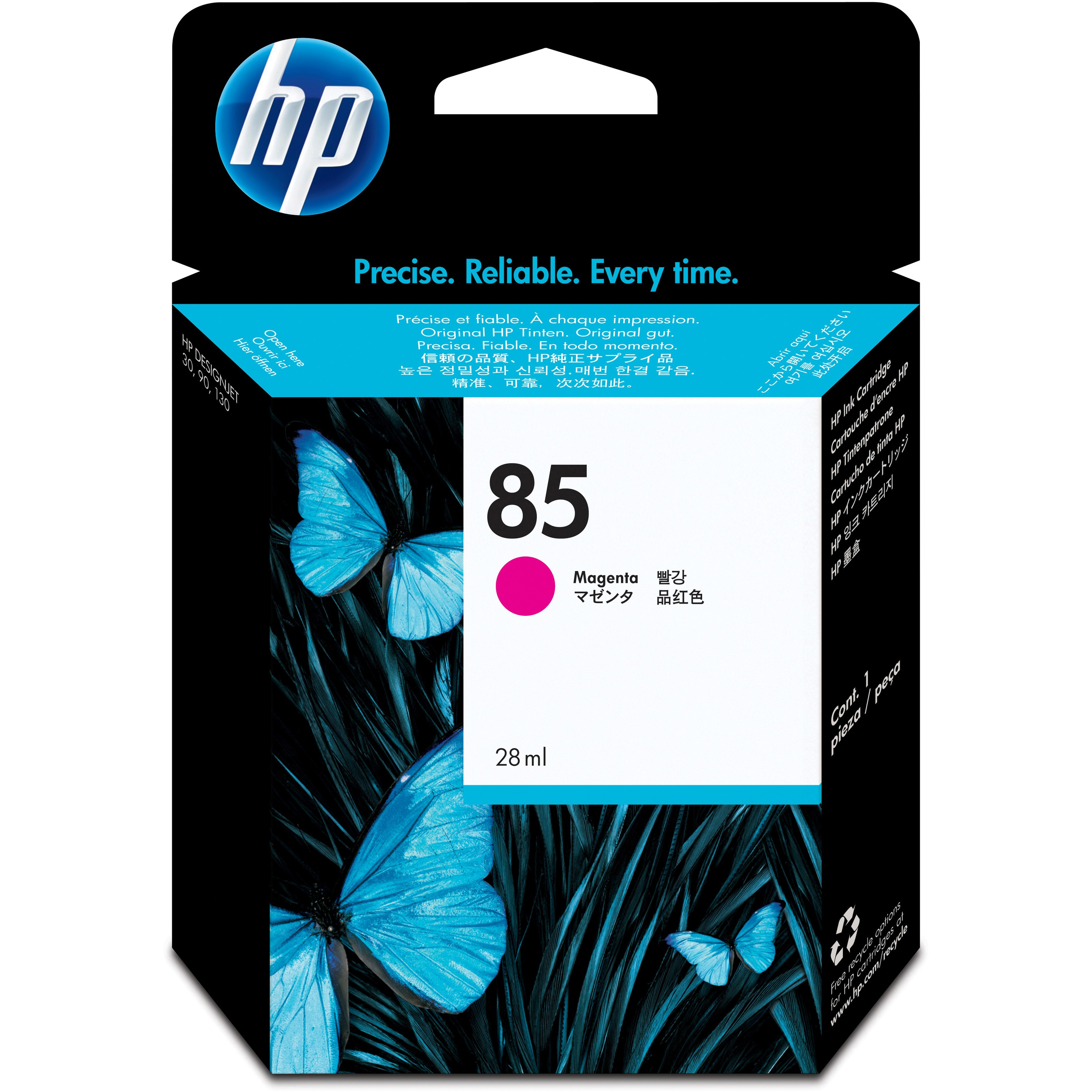 HP, HEWC9426A, C9425A to 29A Series Ink Cartridges