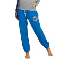 Boise State Broncos Concepts Sport Women's Mainstream Knit Jogger Lounge Pants - Royal