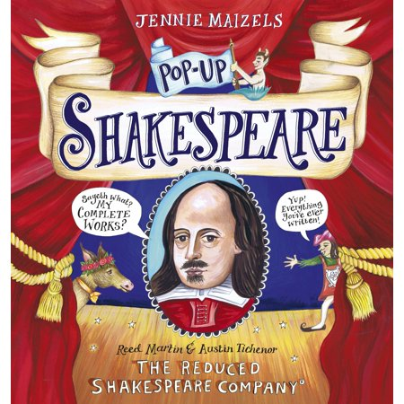 Pop-Up Shakespeare: Every Play and Poem in Pop-Up