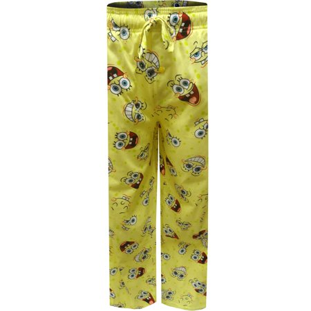 Nickelodeon SpongeBob Happy Faces Lounge Pants](Happy Halloween Nickelodeon)