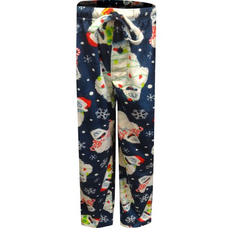 Rudolph The Red-Nosed Reindeer Bumble In Lights Lounge Pants](Vee Lounge Halloween)