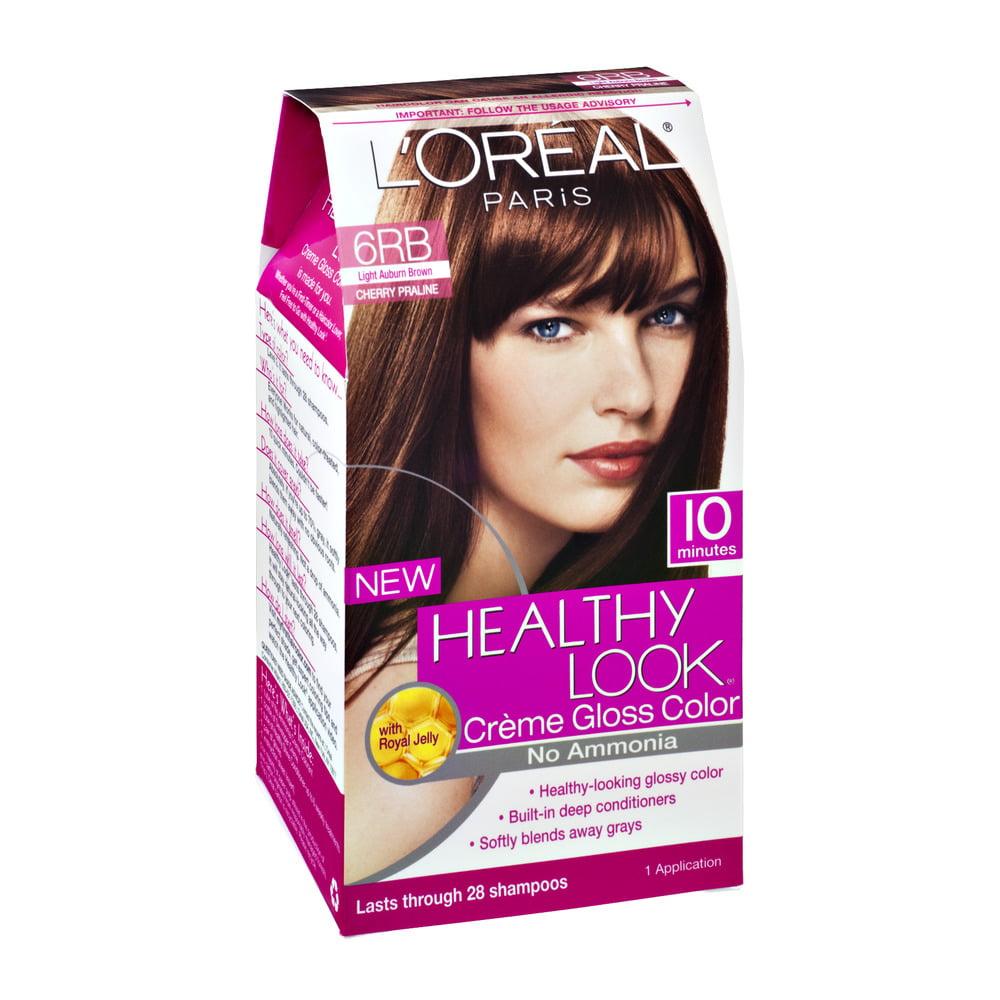 Loreal Loreal Healthy Look Creme Gloss Color 1 Ea Walmart
