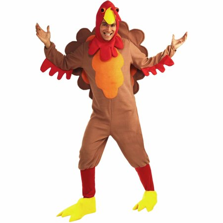 Johnny-O Turkey Adult Halloween Costume for $<!---->