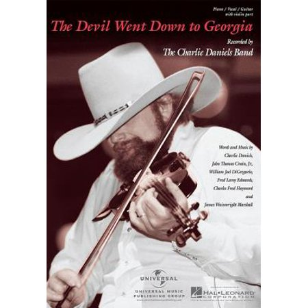 The Devil Went Down to Georgia (Sheet Music) - (Devil Went Down To Georgia Sheet Music Viola)