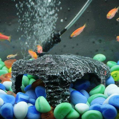Turtles Pier Resting Platform Fish Tank Topper Reptology Dock Above Floating Aquarium Decoration
