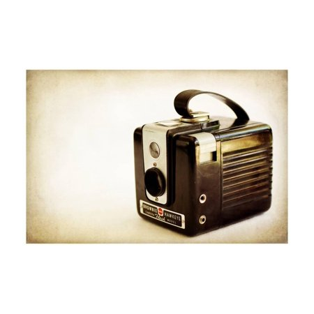 Kodak Brownie Hawkeye Print Wall Art By Jessica Rogers