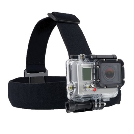 Head Strap For Gopro Hero1, Hero2, Hero3, Hero 3+, Hero4 Camera ()