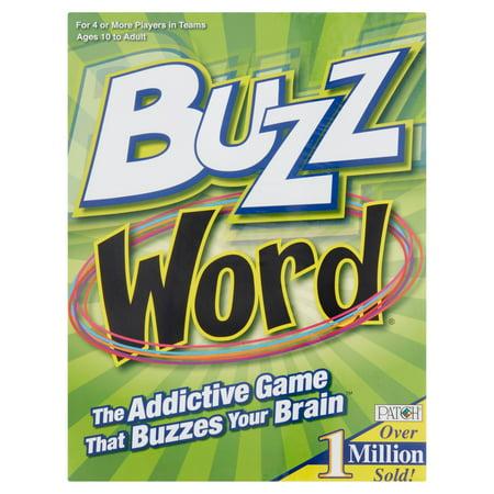 Twist Words Game (Buzz Words Game)
