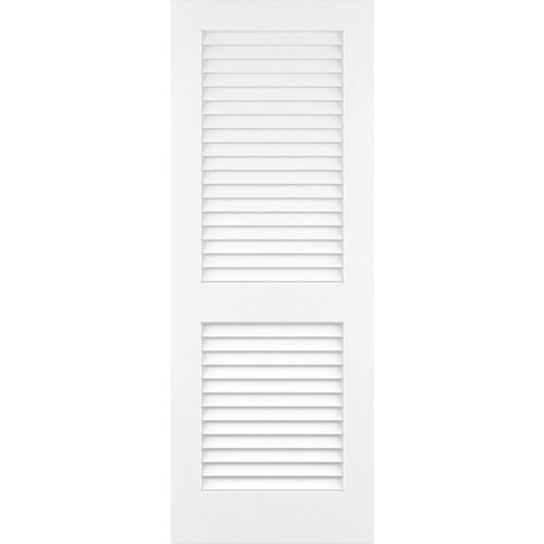 Kimberly Bay Solid Pine Louvered Slab Interior Door