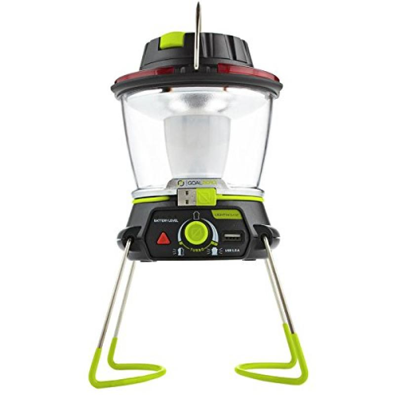 Goal Zero Lighthouse 250 Lantern and USB Power Hub by