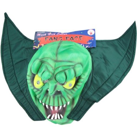 Rubie's Costume Co Nlp-Fangs Mask with Collar Costume
