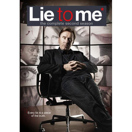 Lie to Me: The Complete Second Season (DVD) (Hayley Williams Necklace)