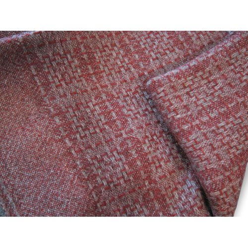 Gracie Oaks Sebergham Wool Throw