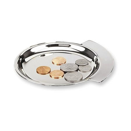 Silver-plated Change Tray Counter Change Tray
