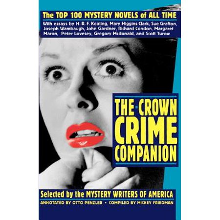 The Crown Crime Companion : The Top 100 Mystery Novels of All