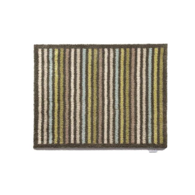 HUG RUG T100 Patterned Floor Mat - Stripe 12
