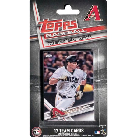 Arizona Diamondbacks 2016/17 Team Set Baseball Trading Cards - No Size](Arizona Trading Company)