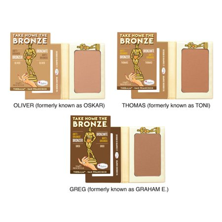 theBalm Take Home the Bronze Anti-Orange Bronzer (Thebalm Bahama Mama Bronzer)