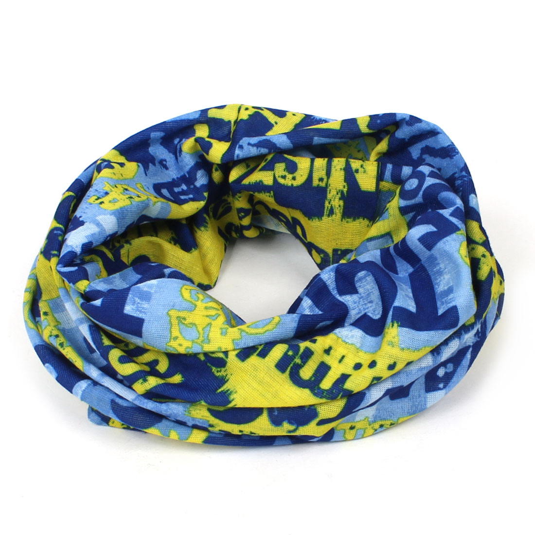 Surfing Print Bicycle Motorcycle Riding Fishing Climbing Multi Function Scarf