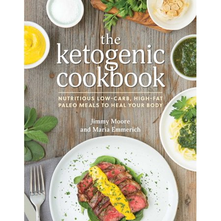 The Ketogenic Cookbook : Nutritious Low-Carb, High-Fat Paleo Meals to Heal Your Body](Paleo Halloween Meals)