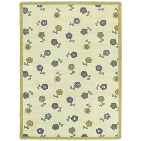 Joy Carpets Awesome Blossom Area Rug