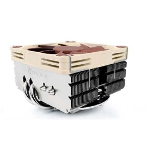 Noctua 172694 Cpu Cooler Nh-l9x65 Low Profile Lga2011-0/2011-3/1156/1155/am2+/am3+ Pwm Sso2 Retail
