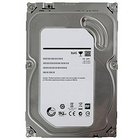 HP 611953-001 2TB SATA hard drive - 7,200 RPM, 3Gb per second transfer rate, 3.5-inch large form factor (LFF)