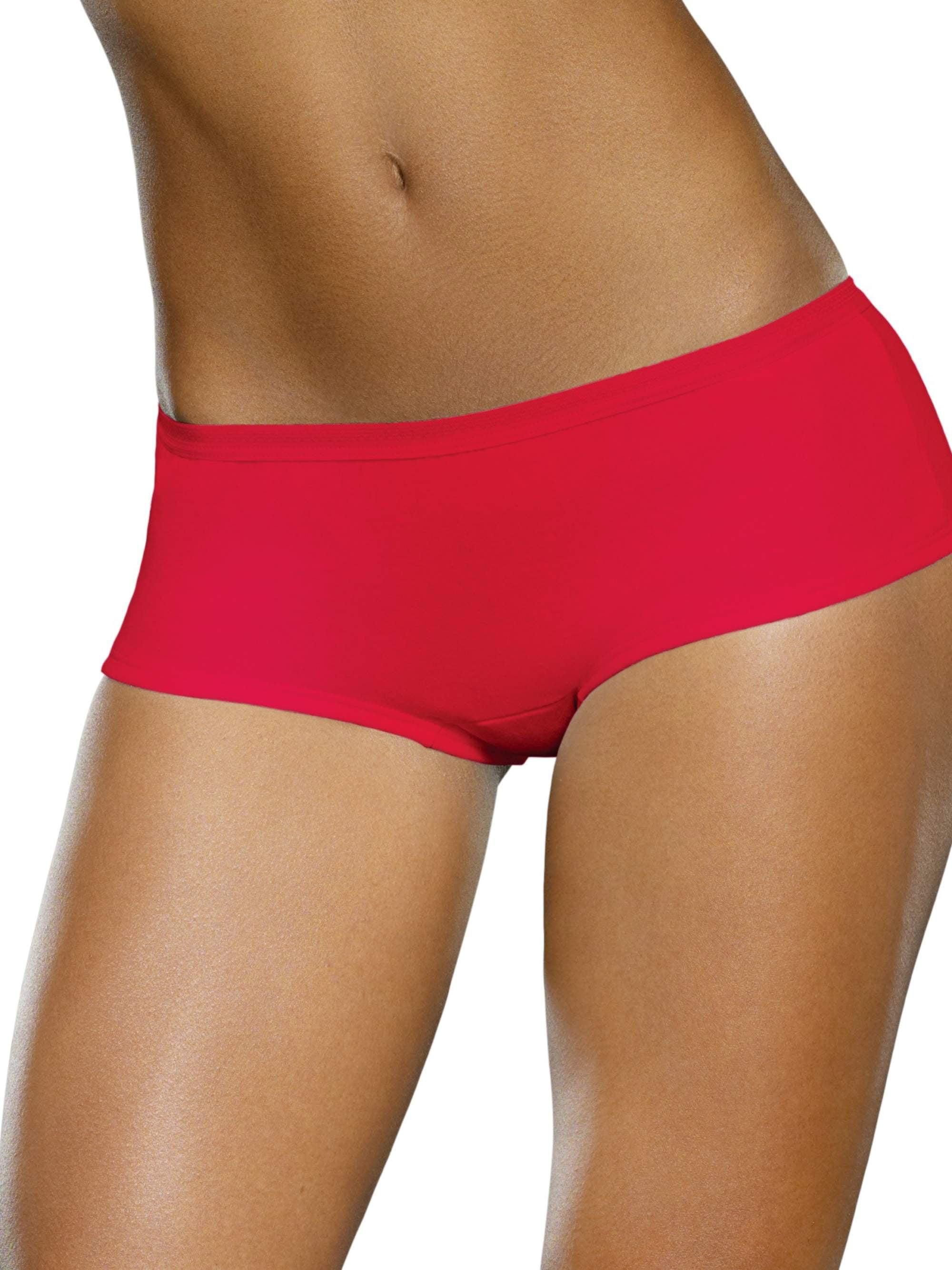 Newly Female Athlete Panties Comfort Women Boxers Underwear Soft Sports Shorts
