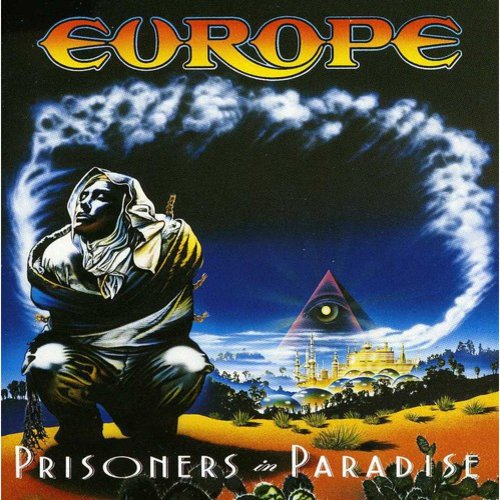 Europe - Prisoners in Paradise [CD]