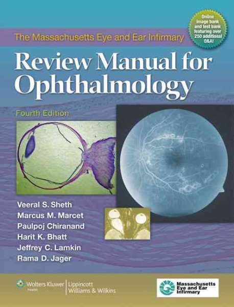 the massachusetts eye and ear infirmary review manual for rh walmart com