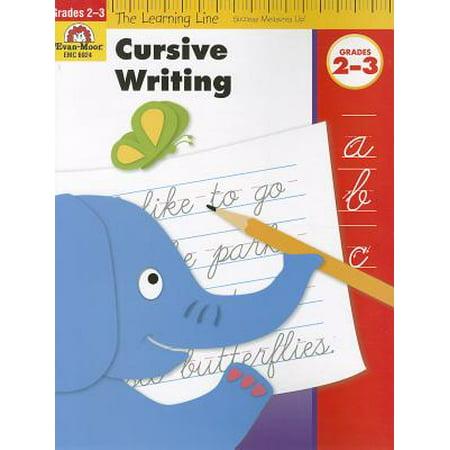 Cursive Writing, Grades 2-3](Halloween Writing Ideas For Grade 1)