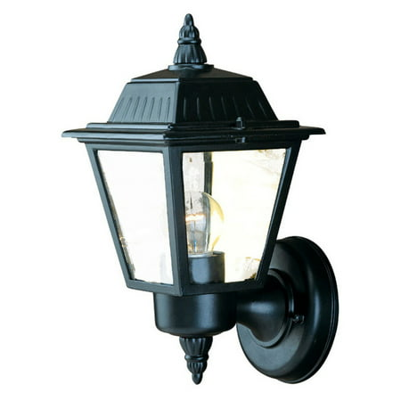 Street Wall Mount Outdoor Light (Acclaim Lighting Builders Choice 5.5 in. Outdoor Wall Mount Light Fixture)