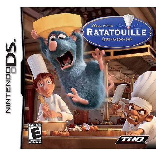 Ratatouille (DS)