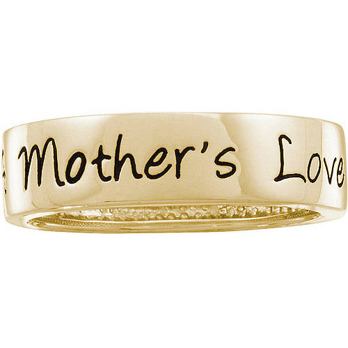 Personalized Keepsake Mother's Love Eternity Band