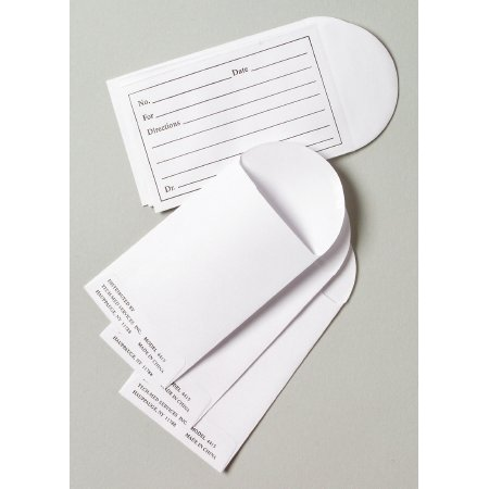 McKesson Medi-Pak Pill Envelope - 63-4415BX - 1000 Each / Box