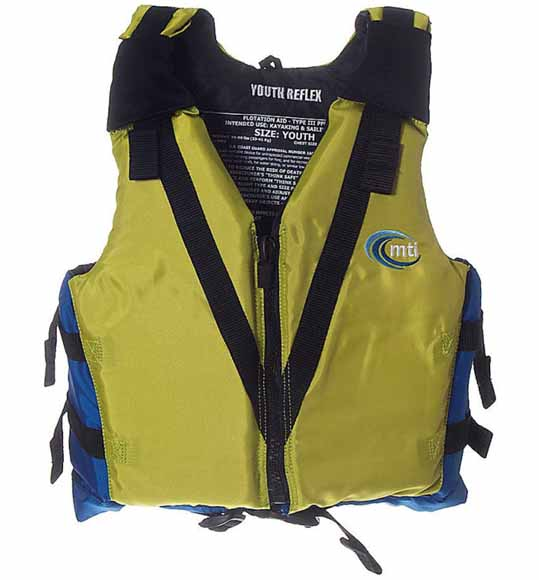 MTI Adventurewear Reflex PFD - Youth