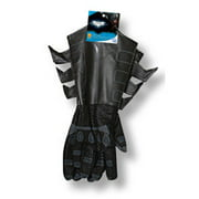 Batman Adult Gauntlets Halloween Costume Accessory