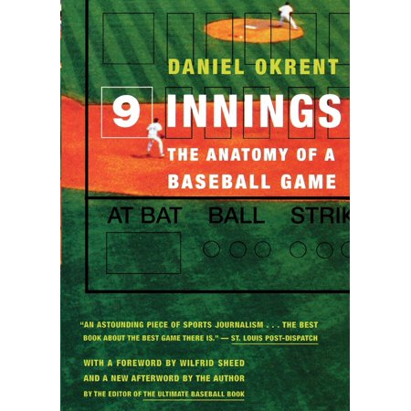 Nine Innings : The Anatomy of a Baseball Game - Anatomy Games