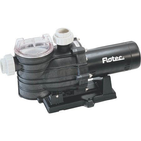 Flotec At251501 In Ground Pool Pump  90 Gpm At 50 Ft Head  1 1 2 Hp  115 230 V