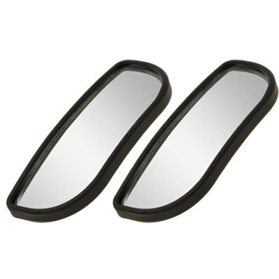 Unique Bargains For Truck Auto Wide Angle Side Rearview Blind Spot Mirror Set