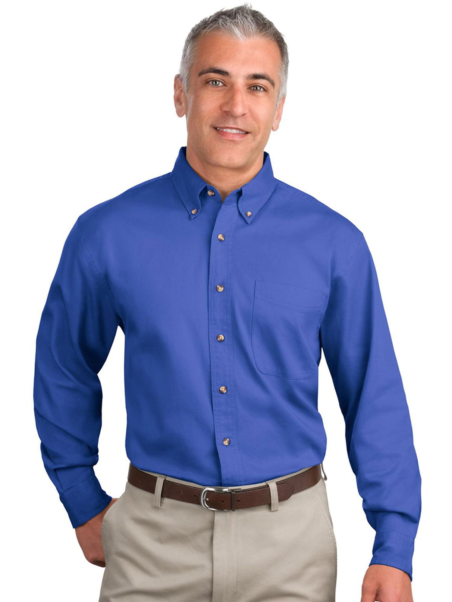 Port Authority Men's Long Sleeve Versatile Dress Shirt
