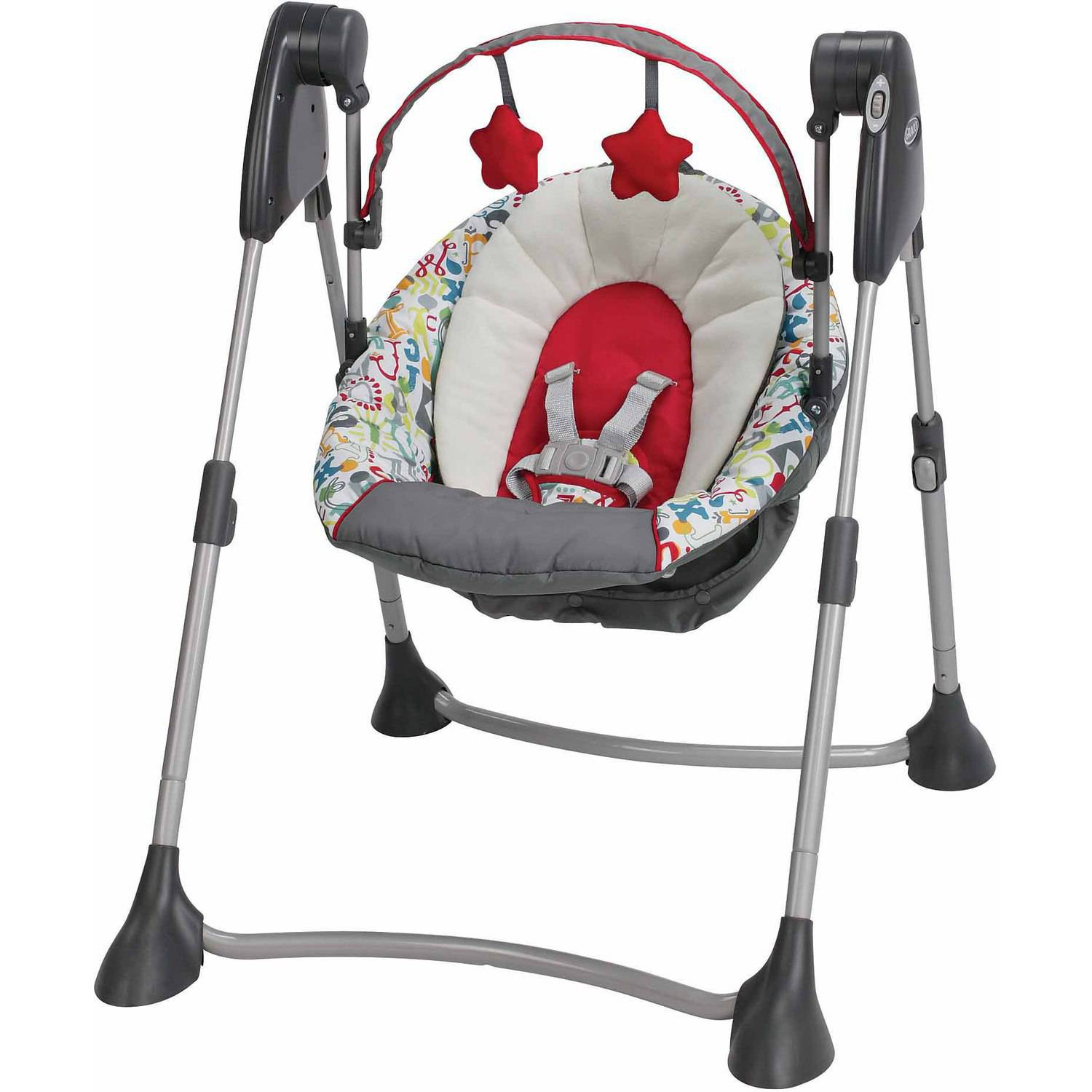 Graco Swing By Me Infant Swing, Typo