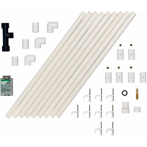 "Orbit Performance PVC Outdoor Cooling Mist System, 1/2"""